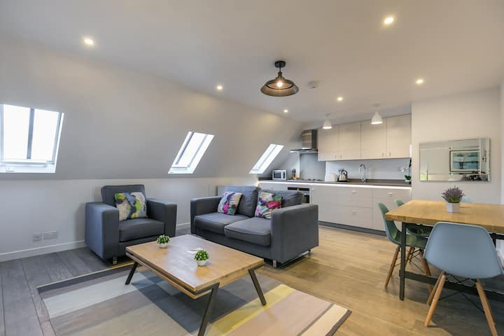 Penthouse Apartment in heart of Fitzrovia