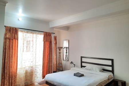 Studio-Apartment with Balcony