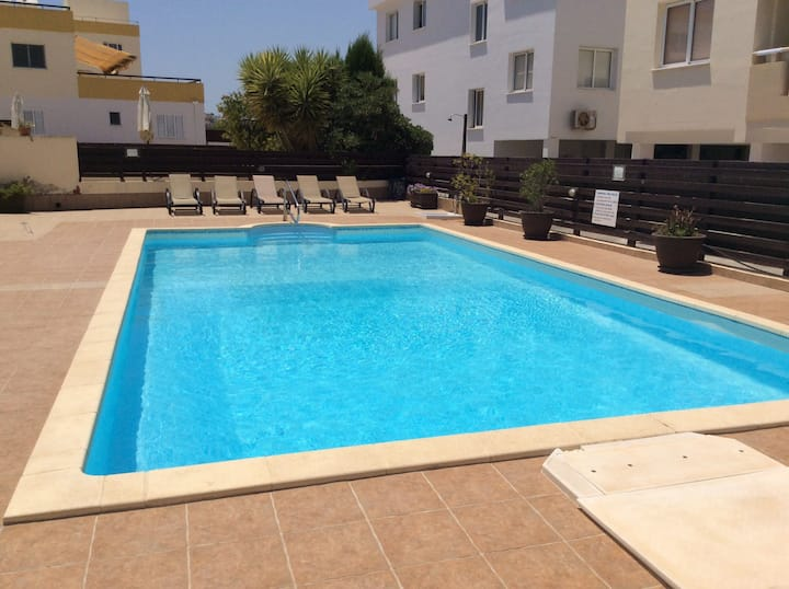 Cyprus Penthouse Apartment