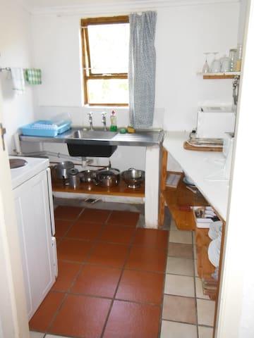 Lakeside s/c unit kitchenette