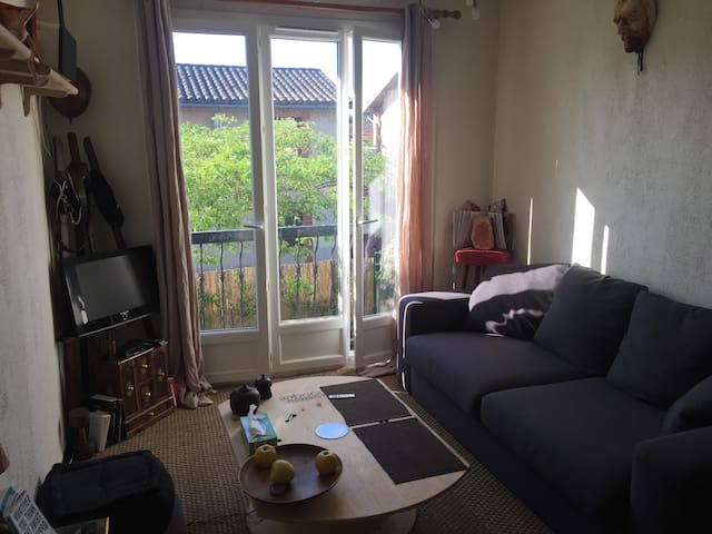 Cosy apartment near Toulouse