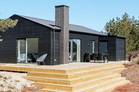 Spacious Holiday Home in Rømø near Sea