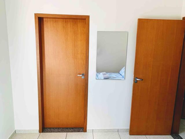 Espelho na Suite