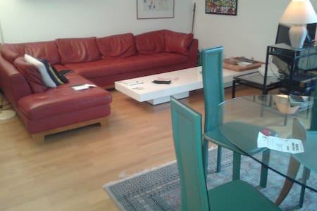 1 chambre au calme ds appartement du centre ville - Châteauroux