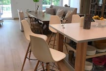 *Kitchen/dining area available for an additional fee based upon availability
