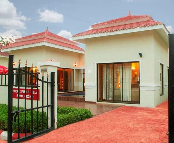 Luxurious A/C Villa, Plunge Pool Mumbai @ INR 7999
