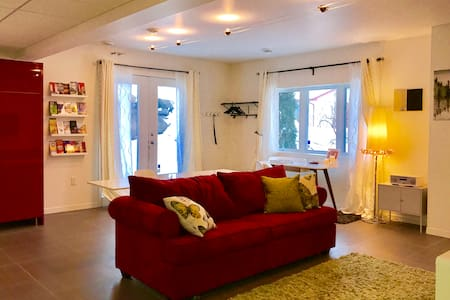 Modern, new, elegant and well appointed appartment - Gatineau - Apartmen