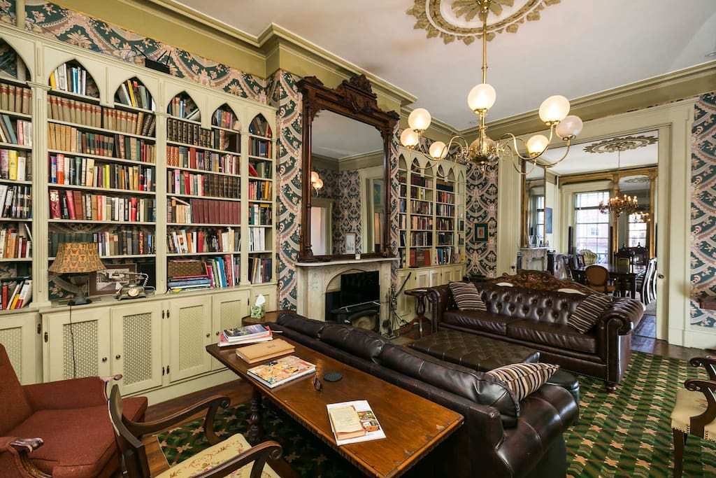 Library / Parlor