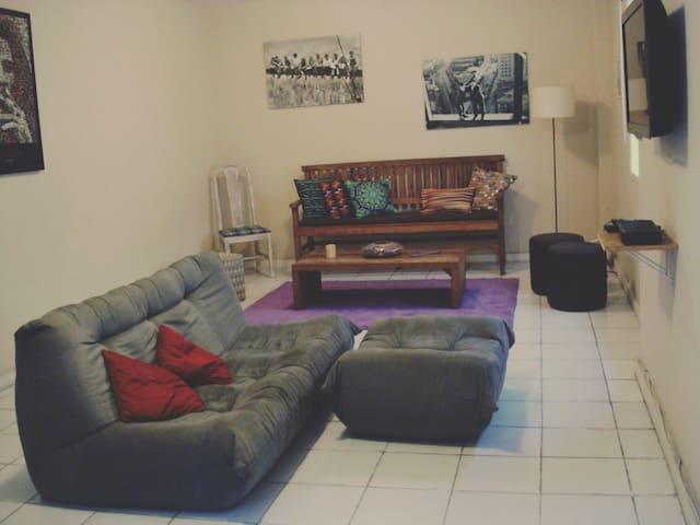 Sala de estar / Living Room / Sala de estar
