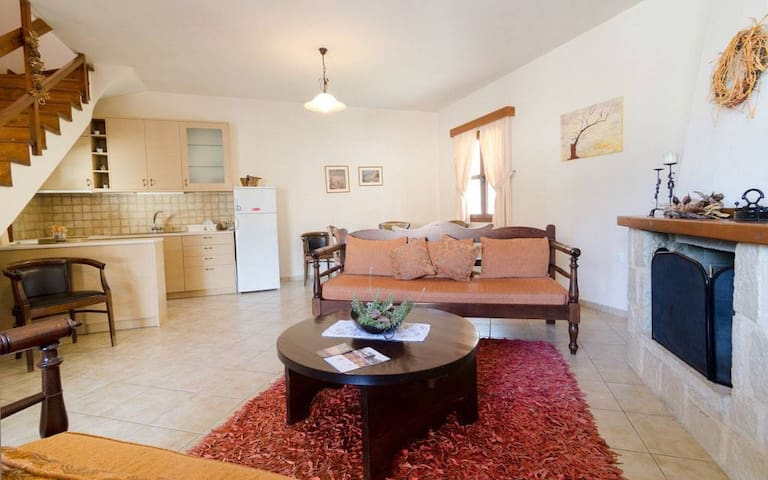 Traditional villa - Kato Asites - Guesthouse