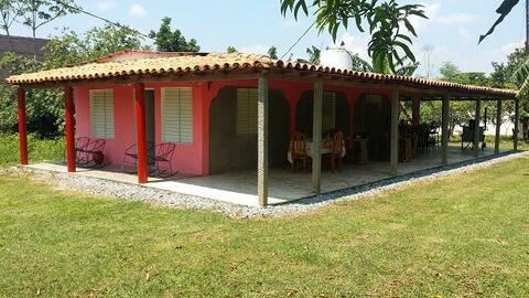 Casa Finca Don Amable Room 1 (Pinar del Rio)