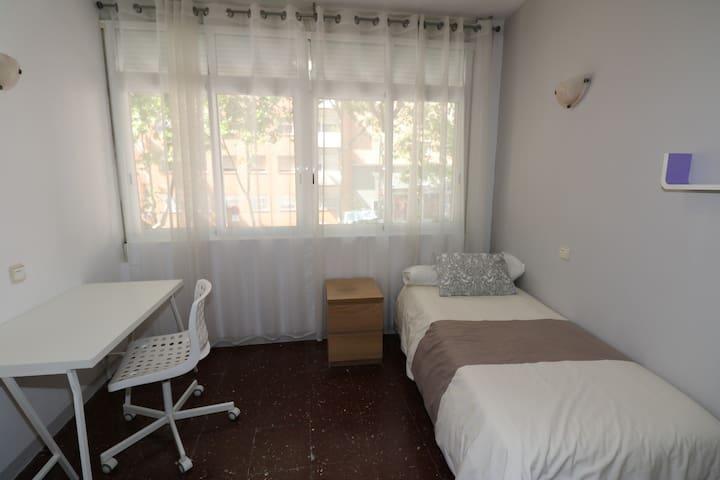 Habitación n. 6, Barcelona. Baño privado