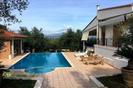 Villa Fani - Agios Vasilios