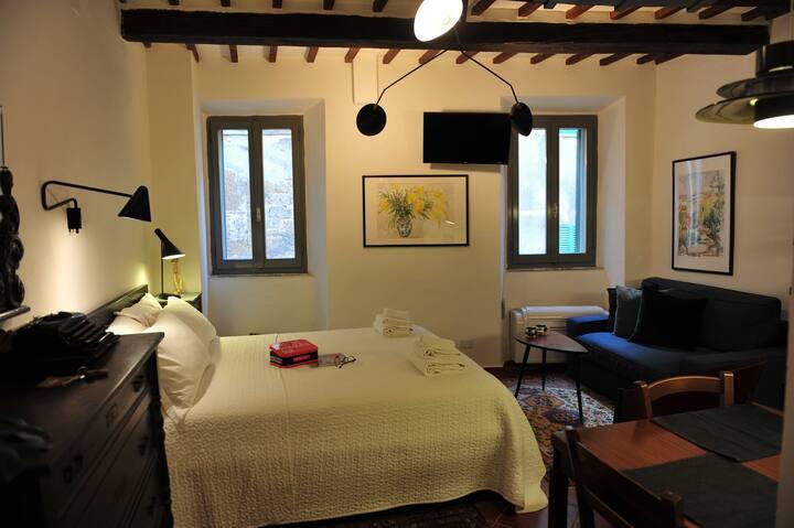 Casa Messi at Vicolo della Rivolta 31 apt. 2