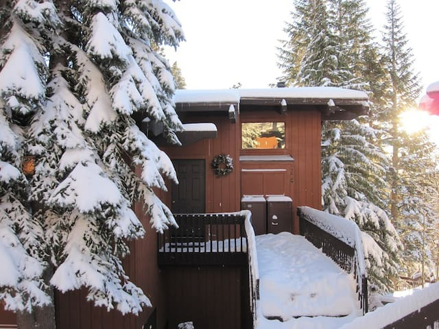 Mammoth Lakes Condo Steps From Canyon Lodge Flats For