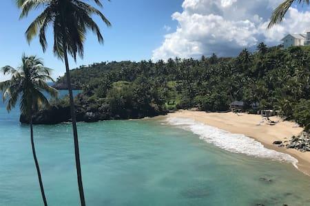 Samana peninsula beach-front apart.,  Vista Mare