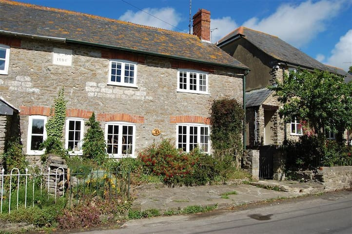 Rose Cottage 4 Jurassic Coast, Sea & 'Broadchurch' - Litton Cheney - Huis