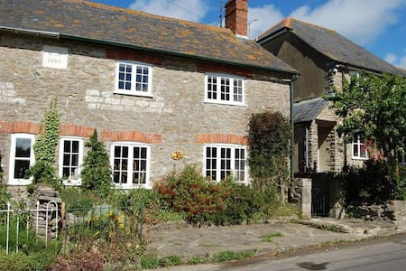 Lovely cottage,Jurassic Coast, Sea & 'Broadchurch' - Litton Cheney - Dom