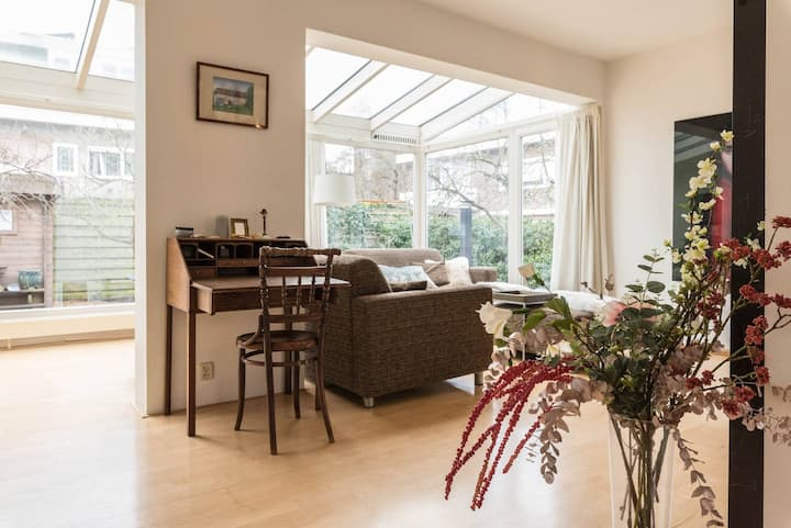 Beautiful home with great garden Amsterdam