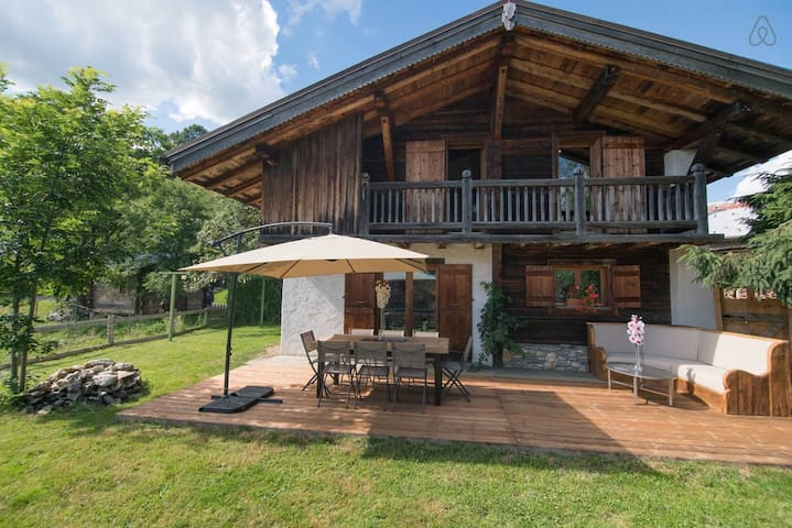 Cozy and family friendly chalet - Demi-Quartier - Chalet