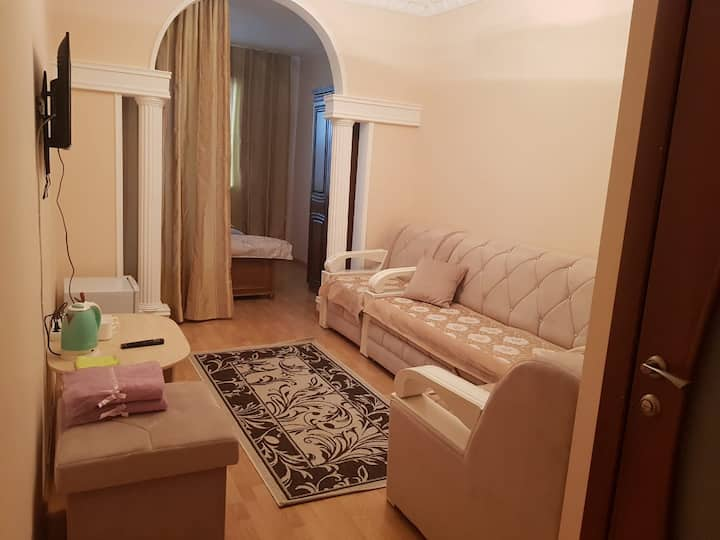 Cozy rooms in Grozny