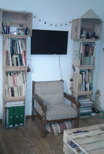 Apto cómodo y tranquilo Sin huéspedes Ciudad Vieja - Montevideo