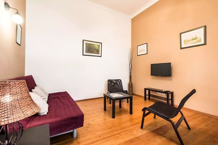 Quiet Apartment just 10 Minutes from the Center