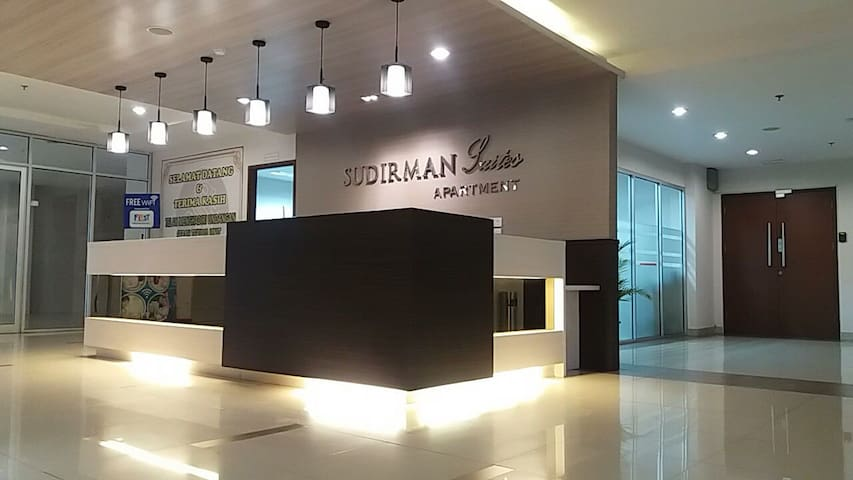 2BR Sudirman Suites APARTMENT (BEST SURROUNDING!)