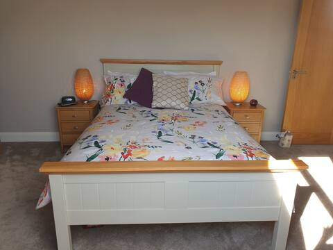 Comfortable double room close to Westport