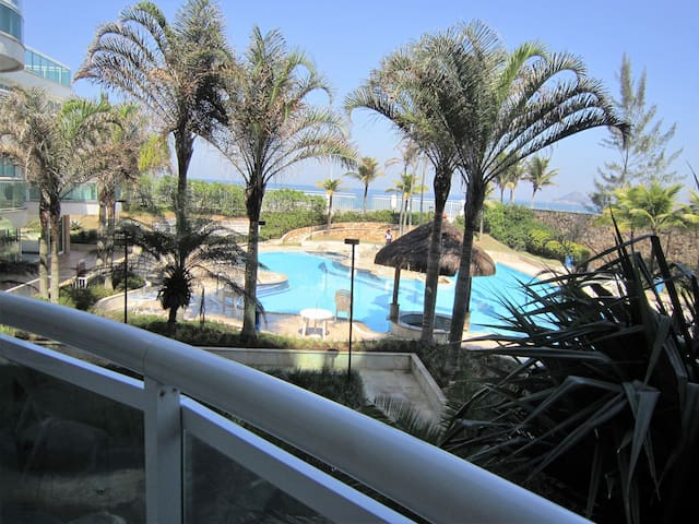 Resort Apart a Beira Mar Pontal Beach