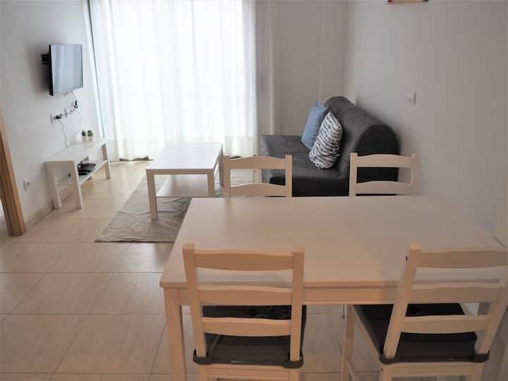 Fully equipped appartment in the center (nº3)