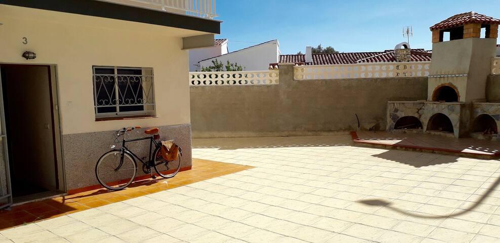 Apartamento reformado a un paso de Playa Cristal