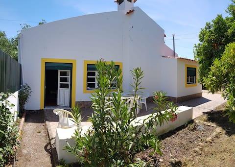 tres Marias house
