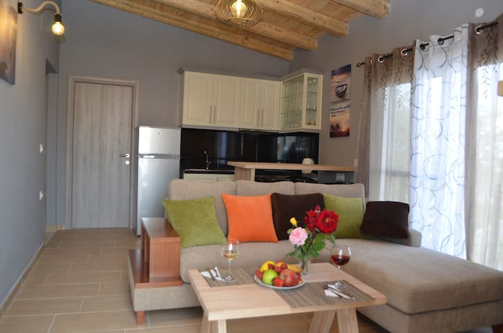 Garden Villa Apartment Ksamil - 201