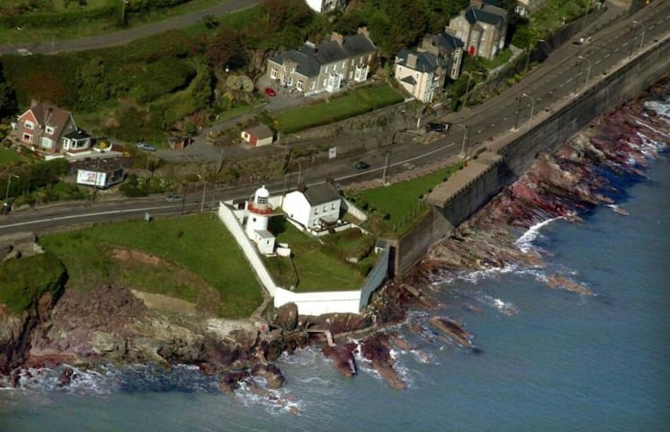 Lighthouse keepers; Home of the year finalist 2020