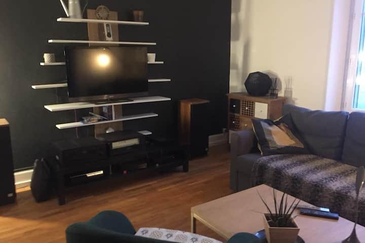 Appartement T3 Calme et Lumineux - 73m²