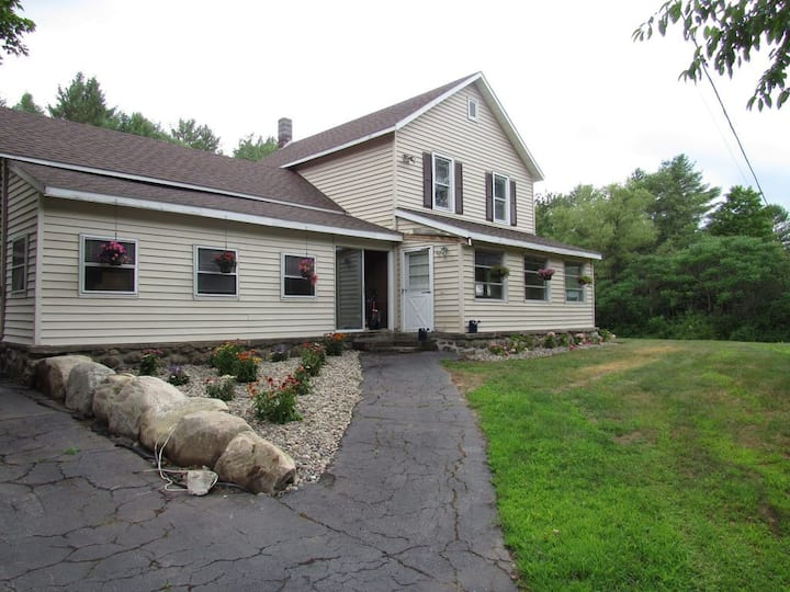 The Adirondack House