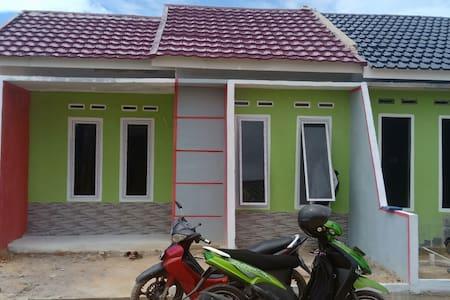 Hunian nyaman asri area panam pekanbaru