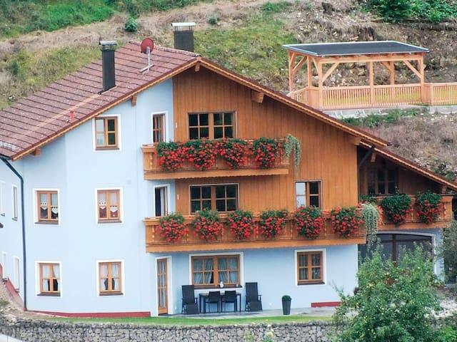 Ferienwohnung/App. für 4 Gäste mit 92m² in Breitenbrunn (17647)
