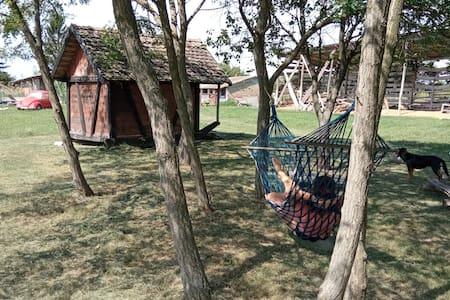 Nananin Salas camping