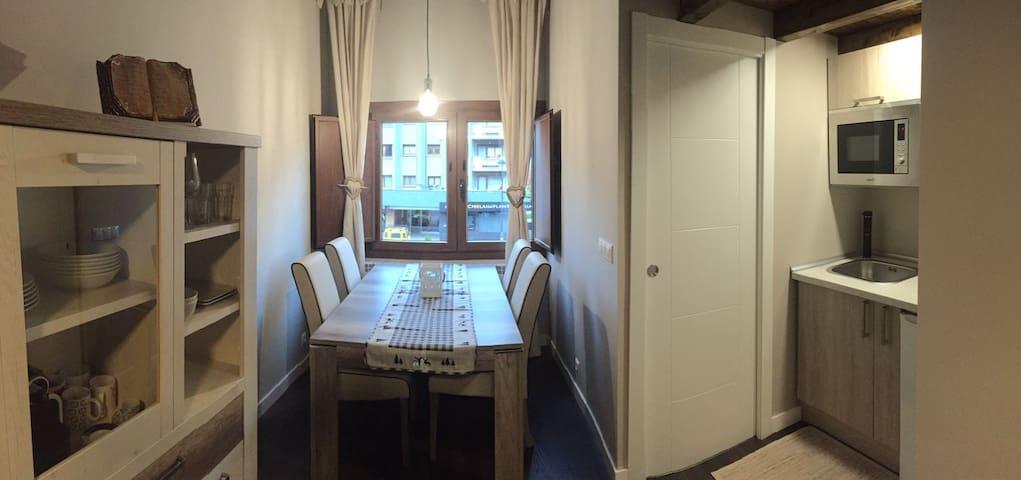 Acogedor estudio duplex en Vielha, Valle de Aran - Viella - Appartement