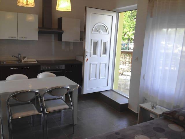 Nives new modern charming apartment near the beach - Umag - Apartamento