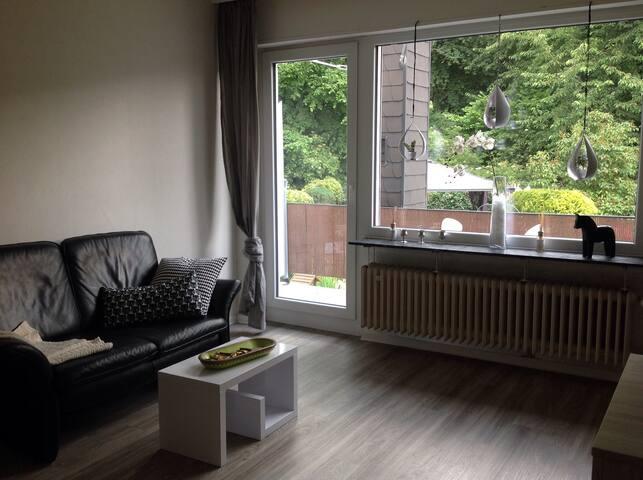 +Kleine Wohnung mit Balkon+