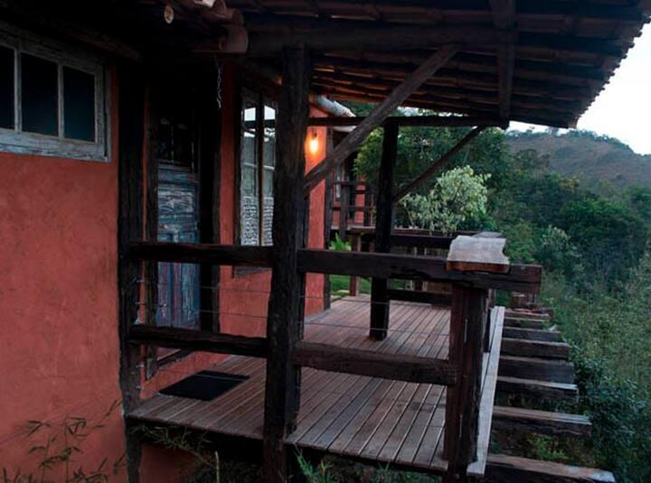 Vila Solaris - Chalé Luxo Parte Alta