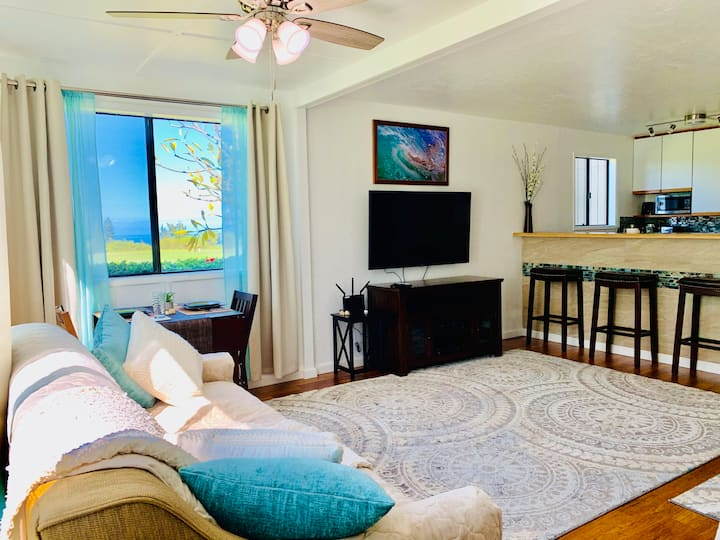 ONE OF A KIND STUDIO!~ON THE FAIRWAY~OCEAN VIEWS!