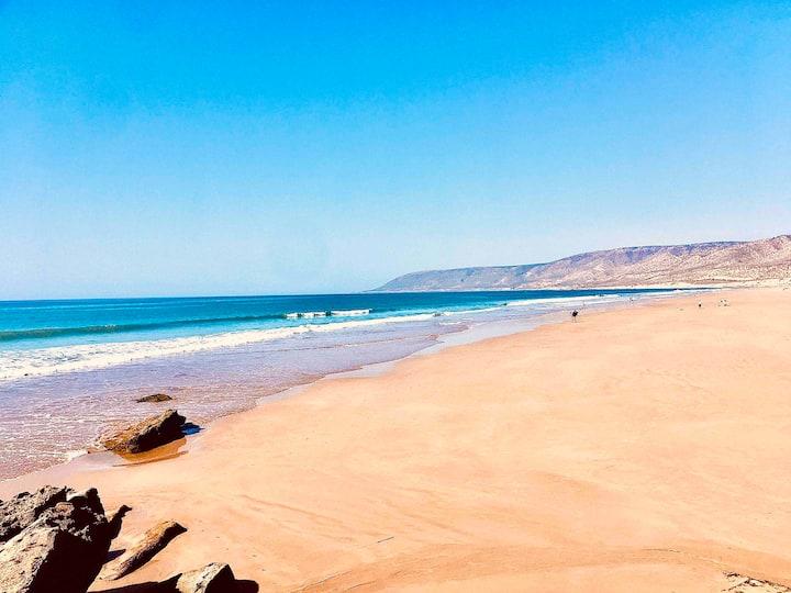 Magnifique Maison vue sur mer à Imi Ouaddar