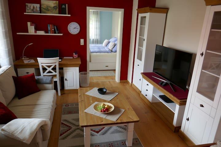 Ferienwohnung Adrian - Top Ausstattung - Aschaffenburg - 아파트(콘도미니엄)