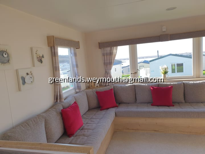 Our Happy Place, 3-bed caravan, Weymouth, Dorset