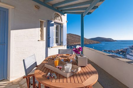 Panormos Villa Tinos Greece - Traditional House