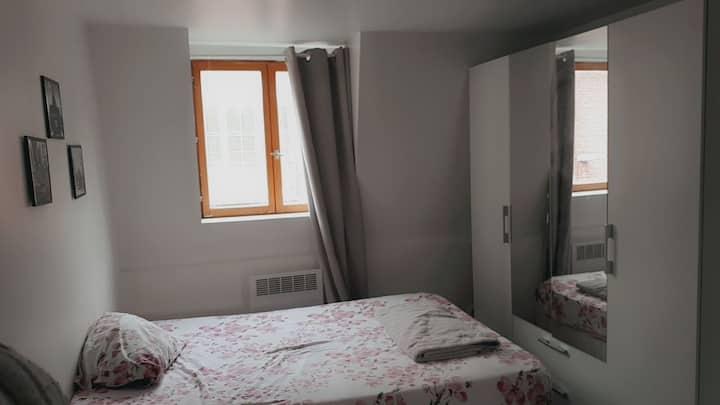 chambre moderne privée